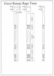 Greco Roman Rope Twist