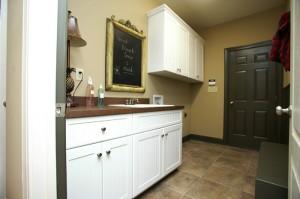 Laundry & Utility Room