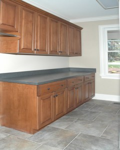 Custom Laundry / Utility Room Cabinets