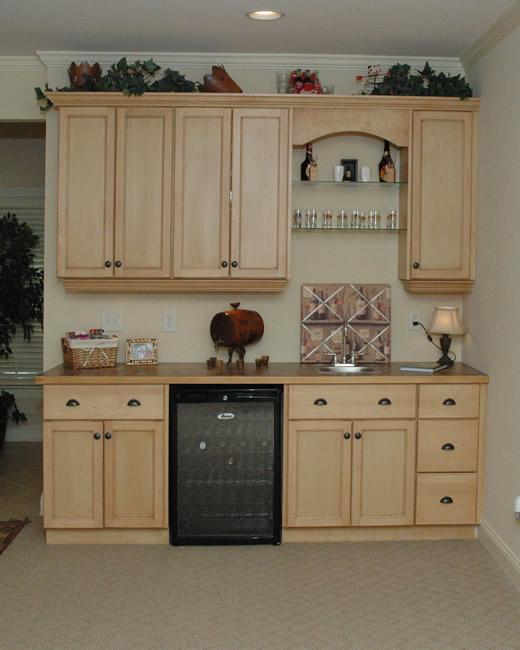 Wet Bar Noles Cabinets Noles Cabinets