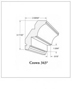 Crown 343
