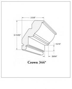 Crown 344