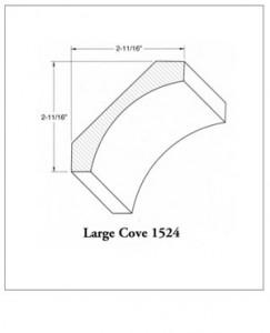 Large Cove 1524
