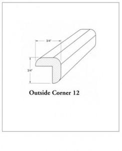 Outside Corner 12
