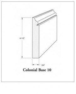 Colonial Base 10