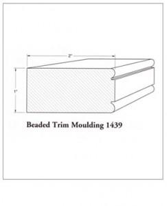 Beaded Trim Molding 1439